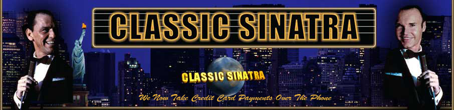 Header Image: Classic Sinatra the number 1 Tribute Act